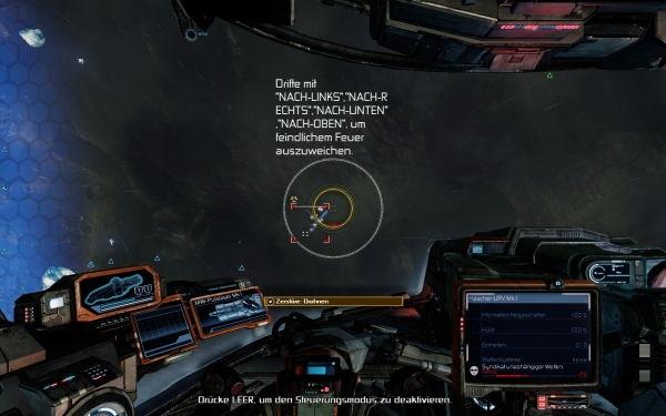 X Rebirth Drohnenkampf