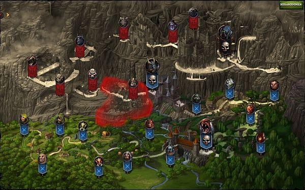 Kingsroad Karte