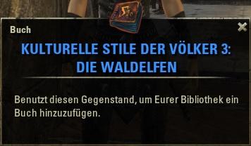 Elder Scrolls Online Stile