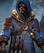 Kostüm des Highlanders