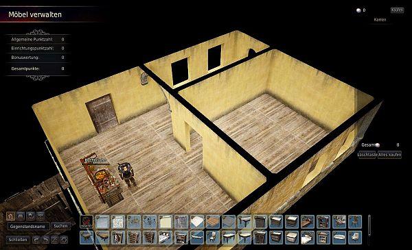 black desert online das housing system. Black Bedroom Furniture Sets. Home Design Ideas