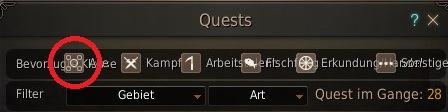 Quests aktivieren