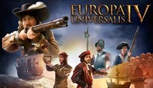 Europa Universalis 4 - Logo