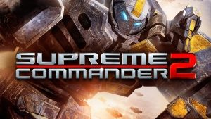 Supreme Commander 2 - Logo