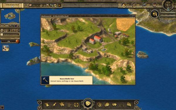 Grepolis - Die erste Stadt