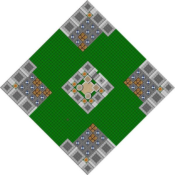 Stronghold Kingdoms Rapax-Burg