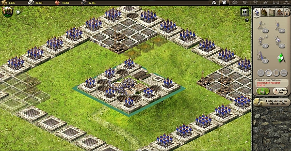 Stronghold Kingdoms Truppen