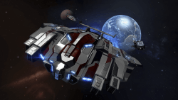 Elite Dangerous - Type-10 Defender