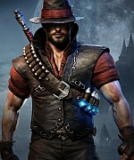 Victor Vran Kostüm des Jägers