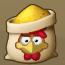 Hühnerfutter (3x)
