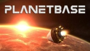 Planetbase - Logo