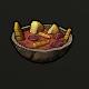Chizzard Noodle Soup