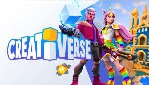 Creativerse - Logo