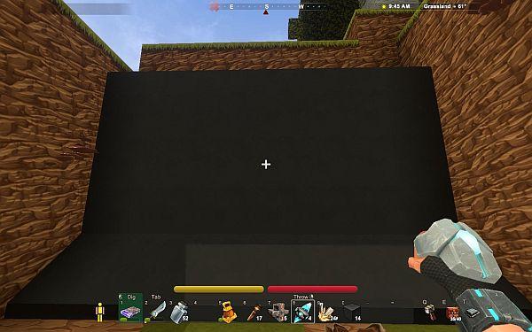 Tar Wall