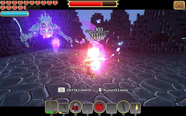 Portal Knights Schattenkönig