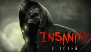 Insanity Clicker - Logo
