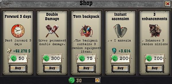 Ingame-Shop