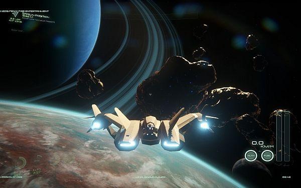 Osiris - Azurnium Asteroiden