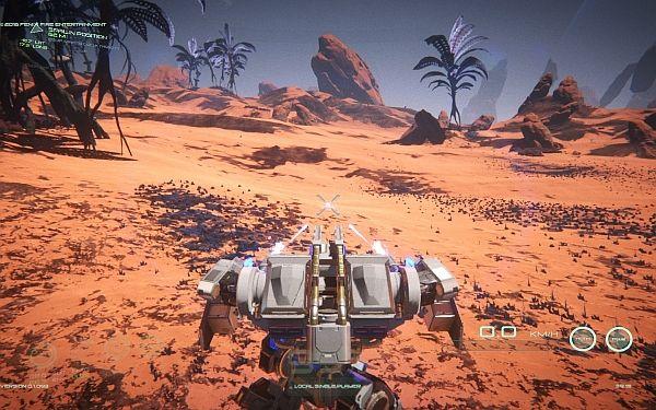 Osiris - Mech