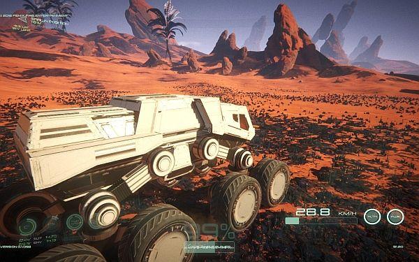 Osiris - Rover