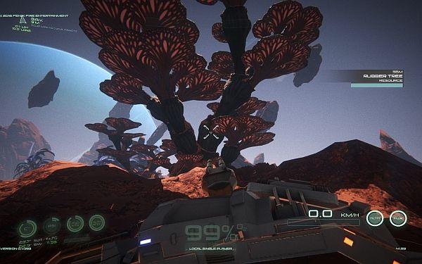 Osiris - Rubber Tree