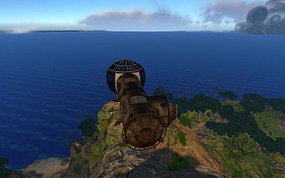 Floating Island Basis 2