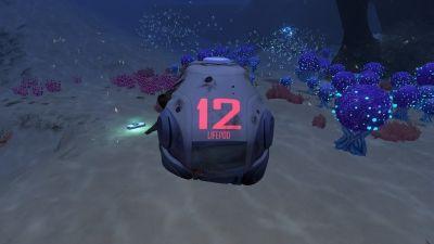 Subnautica Lifepod 12