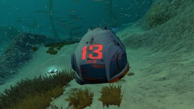 Subnautica Lifepod 13