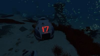 Subnautica Lifepod 17