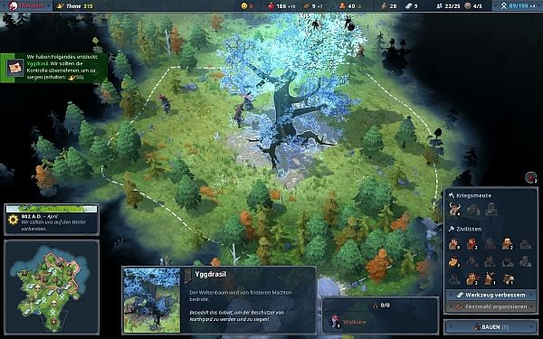 Northgard - Yggdrasil