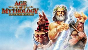 Age of Mythologie Extended Edition - Logo