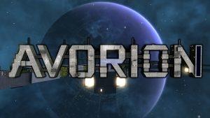 Avorion - Logo