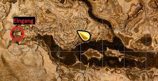 Conan Exiles - Abschaumtiefen Eingang