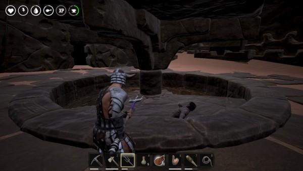 Conan Exiles - Eingang zum Dungeon öffnen