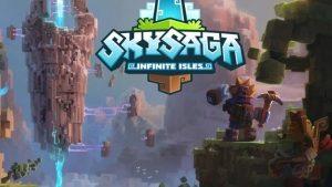 Skysaga - Logo