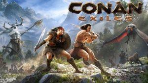Conan Exiles - Logo