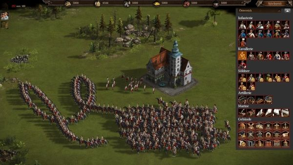 Cossacks 3 - Cheats