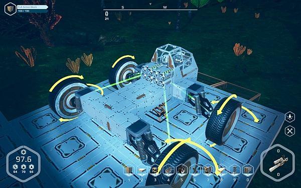 Planet Nomads - Energieversorgung