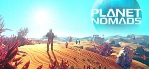 Planet Nomads - Logo