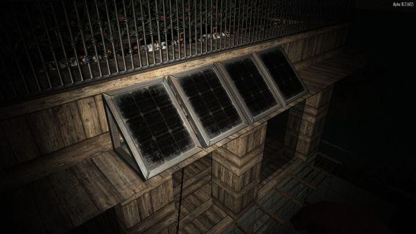 7 Days To Die - Solaranlage