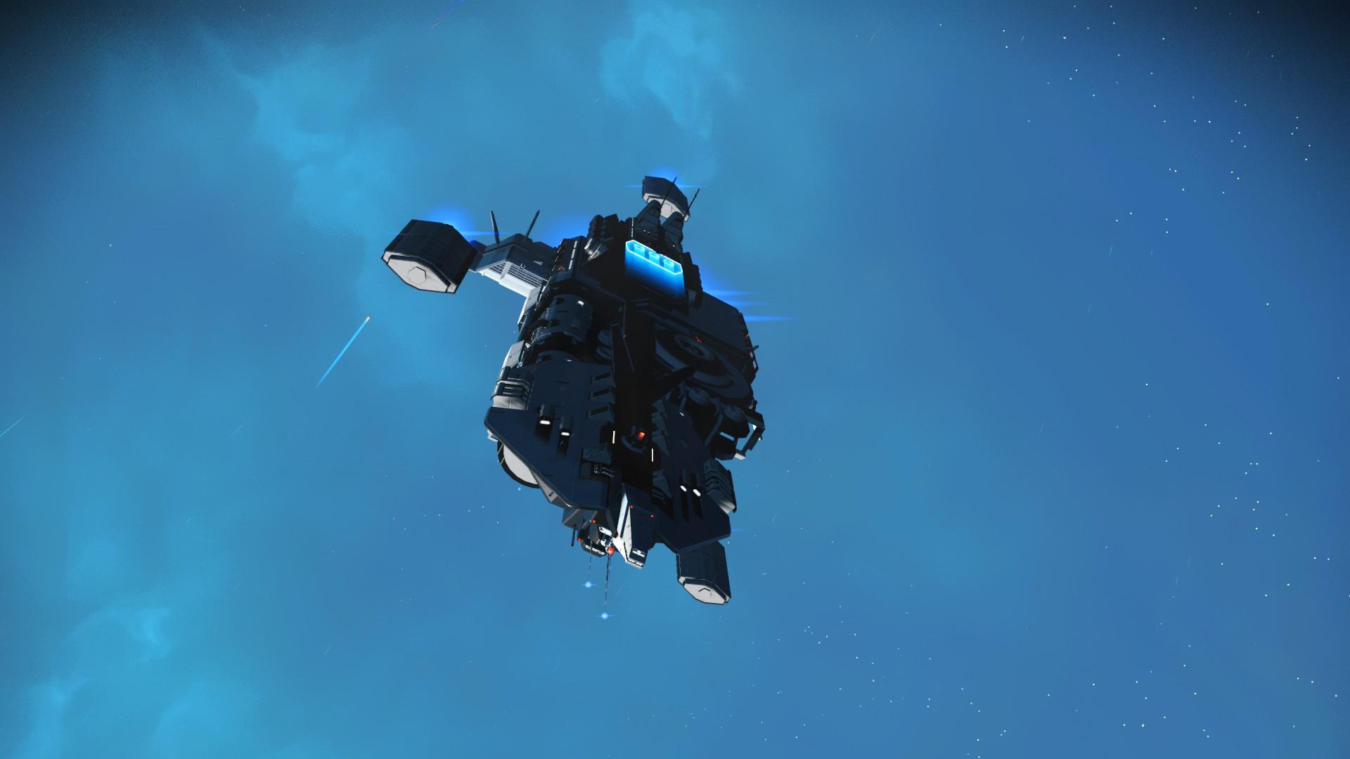 No Man's Sky - Frachter Design 3