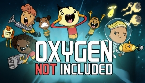 Oxygen not included - Logo