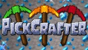 Pickcrafter - Logo