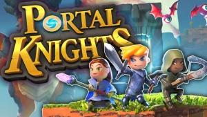 Portal Knights - Logo