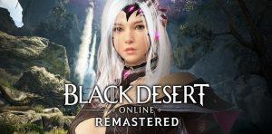 Black Desert Online - Logo