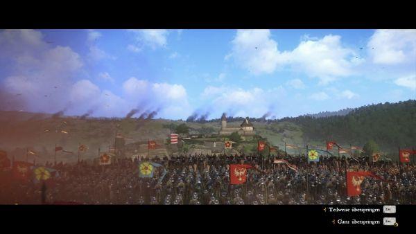 Kingdom Come: Deliverance - Angriff auf Skalitz