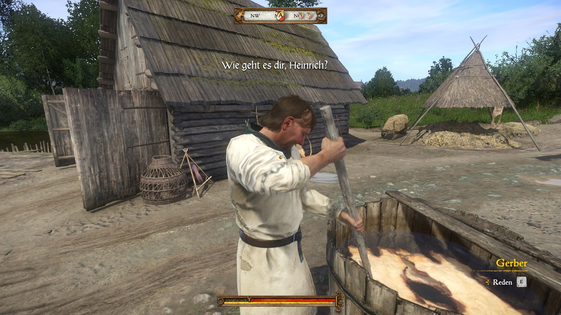 Kingdom Come Deliverance Banditenlager Karte.Kingdom Come Deliverance Komplettlosung 8 Unter