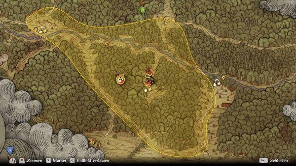 Kingdom Come: Deliverance - Lager der Banditen