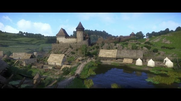Kingdom Come: Deliverance - Talmberg