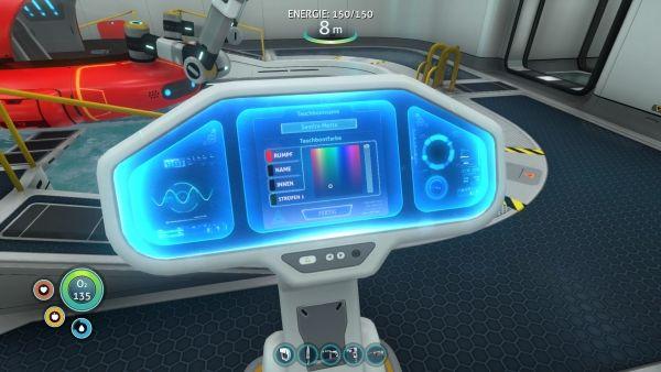 Subnautica - Fahrzeug-Erweiterungskonsole